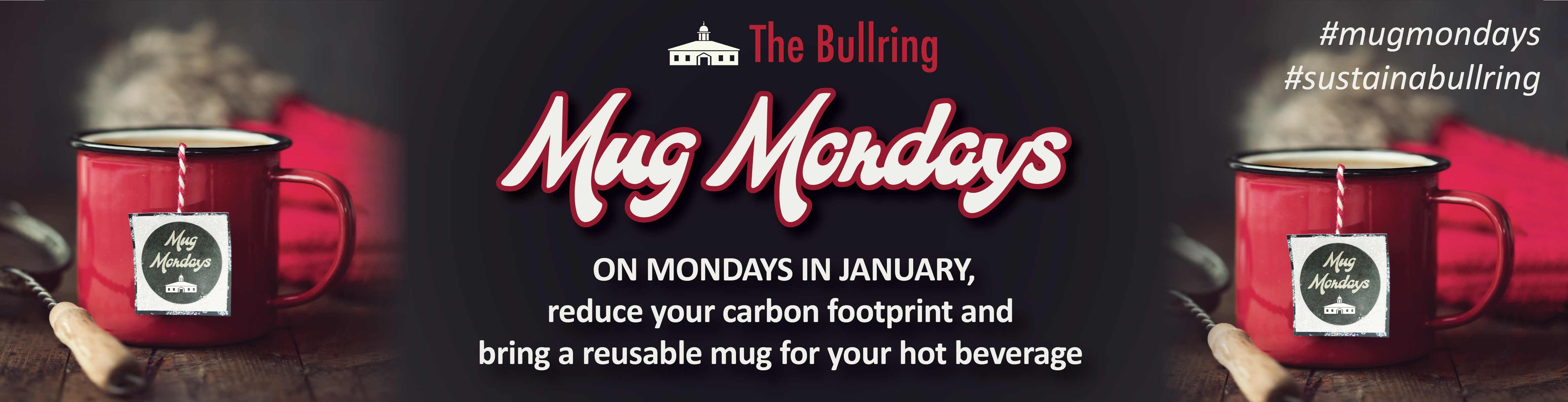 Say Goodbye to reusable cups at the Bullring on Mondays